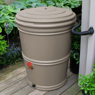 60 Gallon Rain Barrel-0