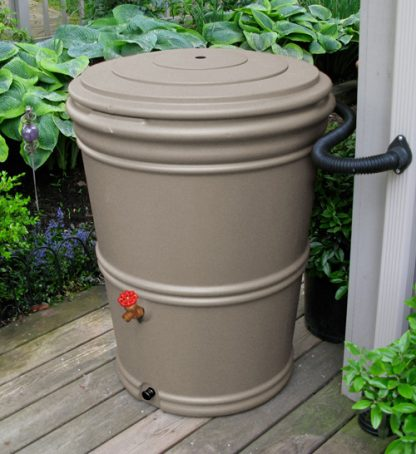 60 Gallon Rain Barrel-0