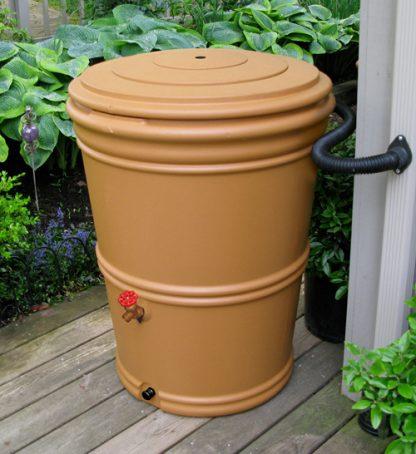 60 Gallon Rain Barrel-4669