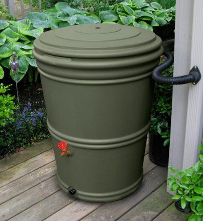 60 Gallon Rain Barrel-4670