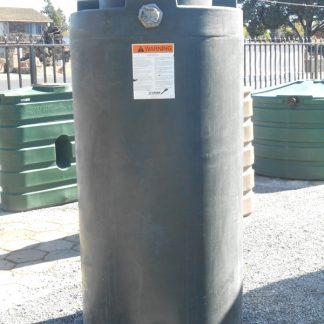 """300 gallon water storage tank 35""""D x 81""""H-0"""